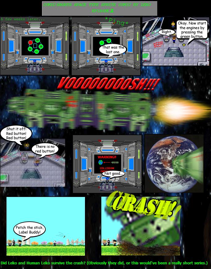 Sprite-o-Verse: Episode 10